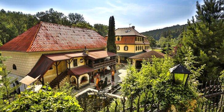 Pobyt v Lázních Leopoldov: 2–3 dny božské relaxace u zámku Buchlovice