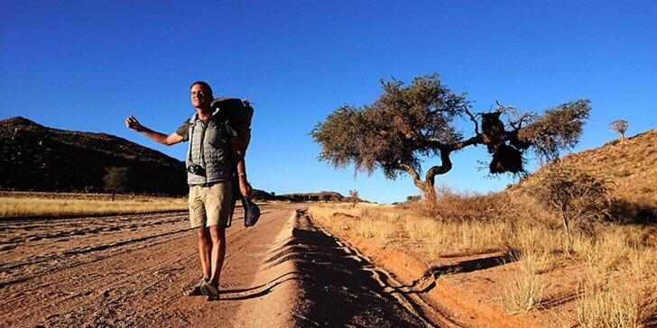 Vstupenka na představení Afrika – poslední stop Tomáše Poláčka