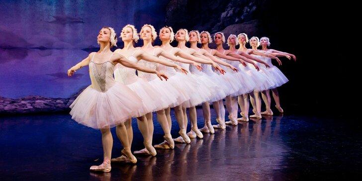 V listopadu do divadla: baletní představení Labutí jezero v Hybernii