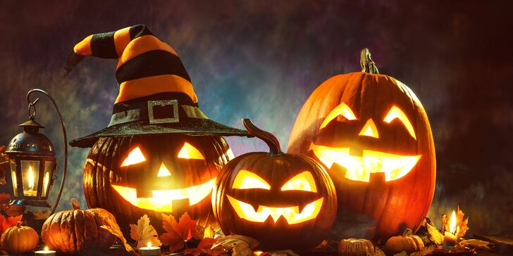 Halloweenská strašidelná hra na Zámku Brtnice: vstup pro 2–4 dospělé i dítě