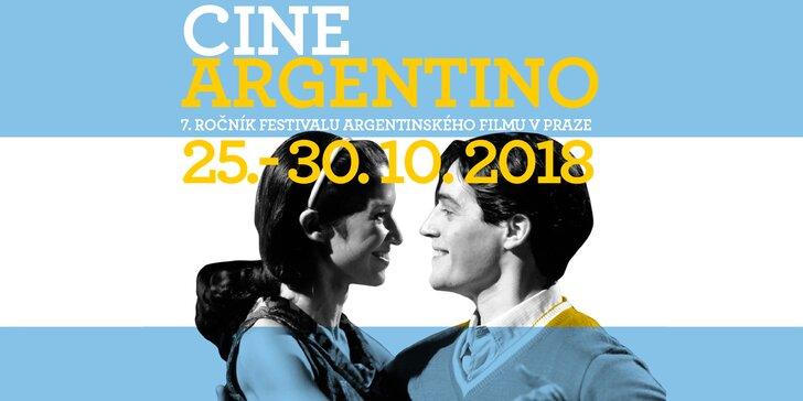 Do Lucerny na Cine argentino: 7. ročník festivalu argentinského filmu
