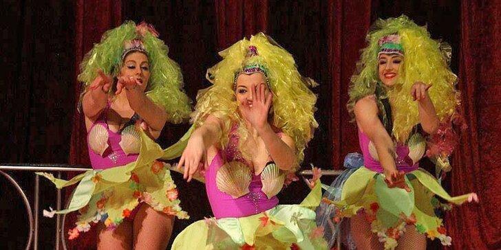 Užijte si show: vstupenky na představení Cirkusu Ohana pro děti i dospělé