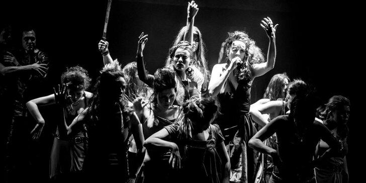 Pořádný kulturní nářez: Vstupenka na metalovou operu 7 proti Thébám