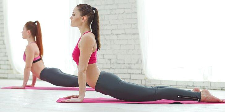 Workshop hormonální jógy podle Dinah Rodrigues pro max. 7 osob