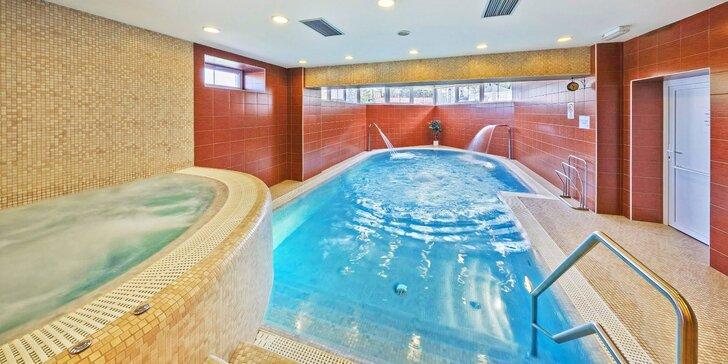 Bezva wellness pobyt v Beskydech: polopenze, bazén, vířivka, sauna i lyžování