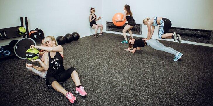 Dejte si do těla ve Fox Gymu: 1, 5 či 10 vstupů na lekce dle výběru