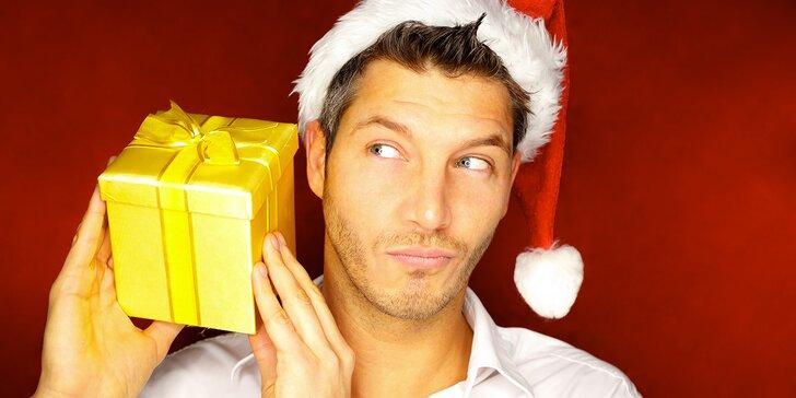 Vánoční kosmetické balíčky pro muže: i pánové si zaslouží relax a péči