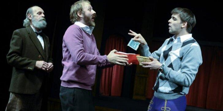 Vstupenka na divadelní představení: Souborné dílo Williama Shakespeara