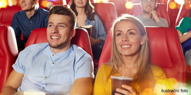 Vstupenka na film Když draka bolí hlava v kině Lucerna