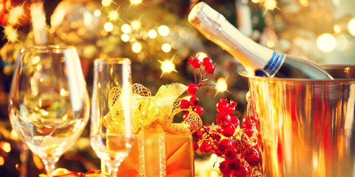 Svátky bez starostí: vánoční pobyt s polopenzí a wellness v Mariánkách