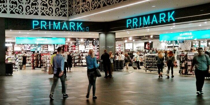 Hurá na výlet vlakem: nákupy v Primarku i prohlídka Drážďan s průvodcem