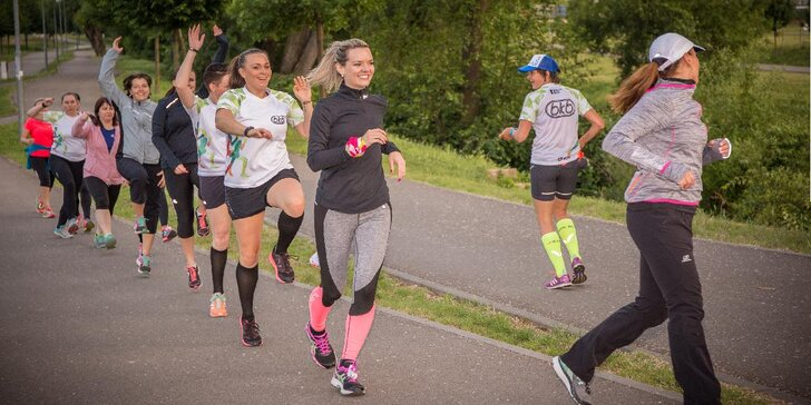 Běžecké kurzy pro 1 či 2 osoby: základy, trailový běh i příprava na maraton