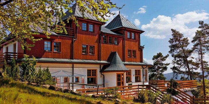Romantický pobyt v Karlových Varech: krásný výhled, wellness a dobré jídlo