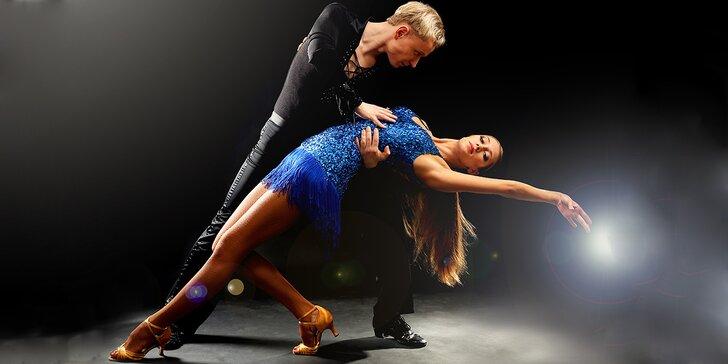 Lekce tance pro amatéry: 1, 2 či 4 hodiny s profesionálními lektory