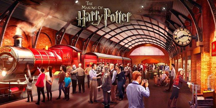 Výlet do Londýna: plavba po Temži, Greenwich i ateliéry Harryho Pottera
