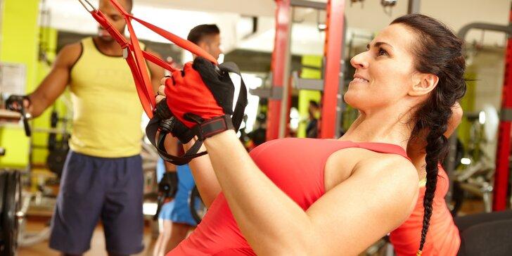 Dárkový poukaz v hodnotě 1000 Kč do ostravského Top Fitness