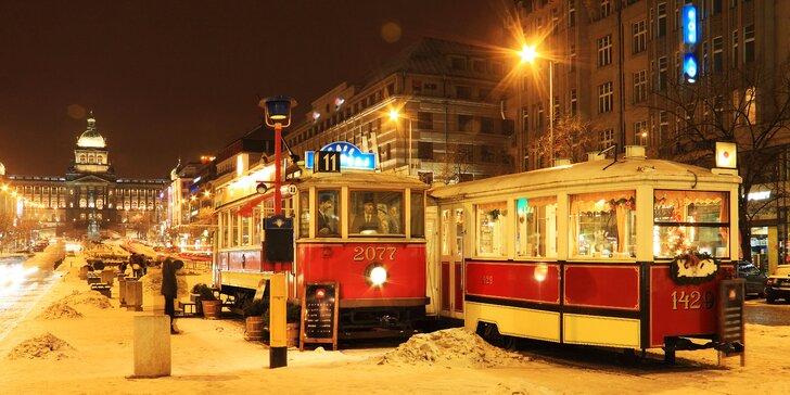 5* pobyt v centru Prahy: Jalta Boutique Hotel přímo na Václavském náměstí