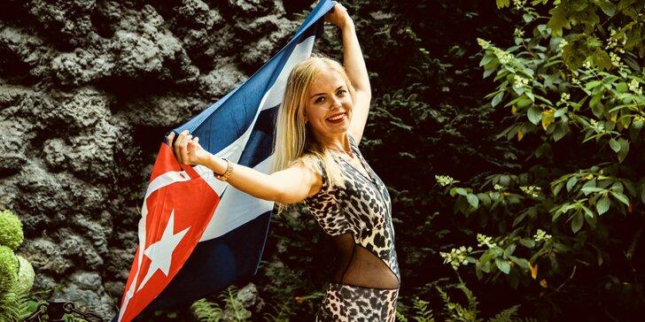Kurz kubánských salsa figur pro ženy začátečnice - 1 nebo 4 lekce