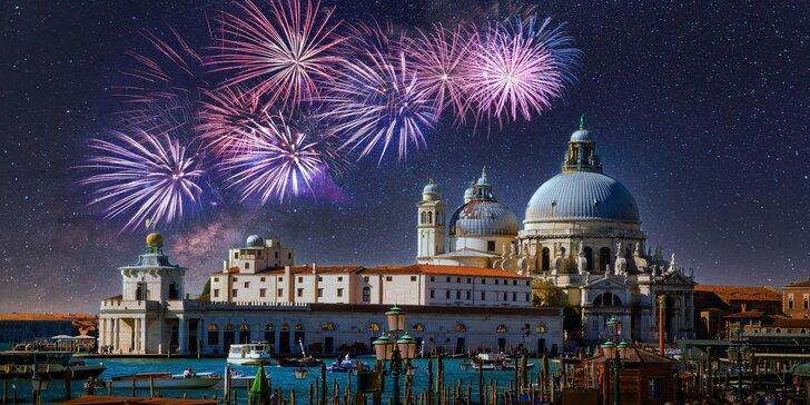 Přivítejte nový rok v Benátkách a projděte si město s průvodcem