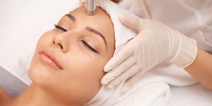 Čištění pro krásnou pleť: 4 procedury vč. hydrodermabraze a ultrazvuku