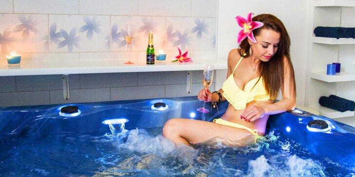 Relaxace v Lázních Libverda: pobyt na 3 až 5 dní s polopenzí či plnou penzí