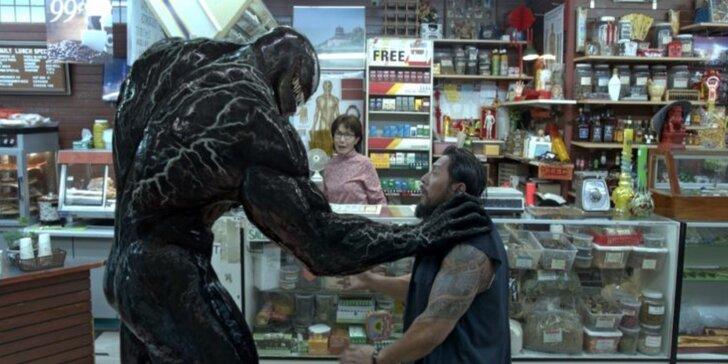 Jde se do kina: lístek do Premiere Cinemas na film Venom