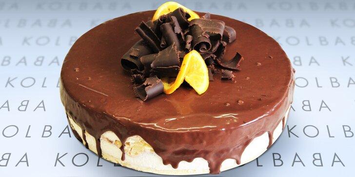 To nejlepší od Kolbaby: výběr z 5 nadýchaných dortů o váze od 1,5 kg