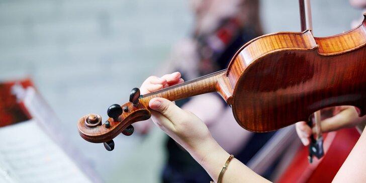 Vstupenky na Vivaldiho Čtvero ročních dob ve Smetanově síni