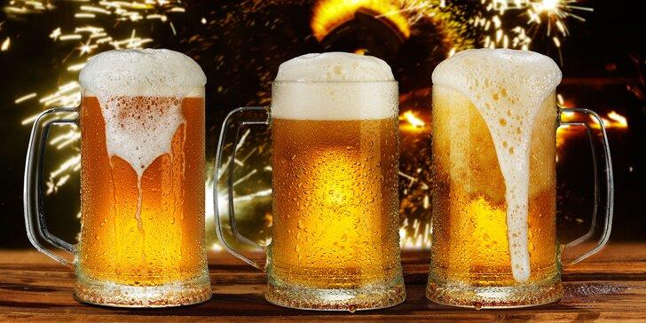 datovania pivné Steins