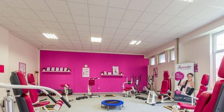 Fitness pro ženy v Olomouci: týden neomezeného cvičení s trenérkou