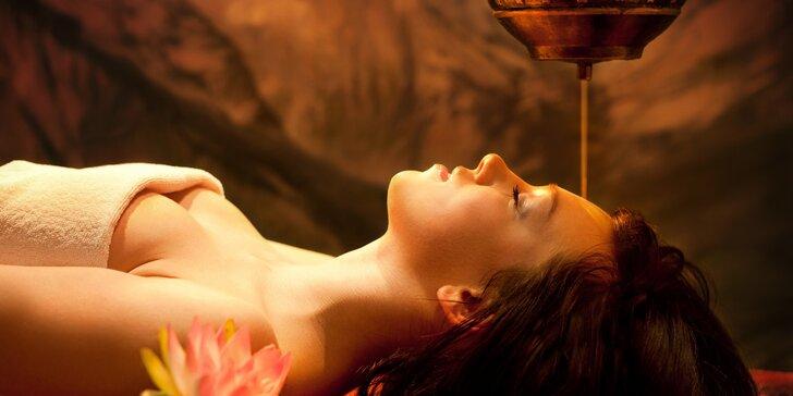 Výběr ajurvédských masáží: Blaho těla i duše