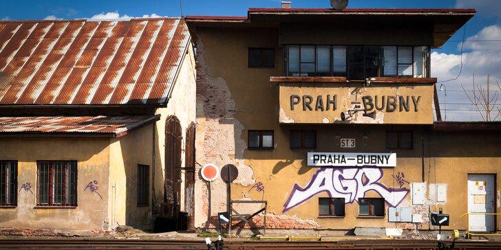Avraham Harshalom: skutečný příběh pražských Holešovic - hra pro 5 hráčů