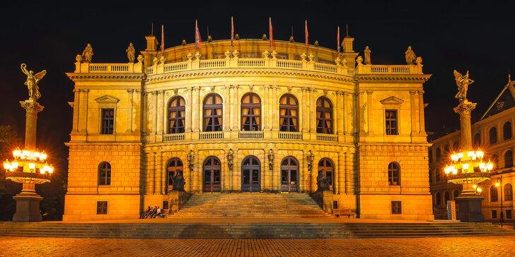 Svátek milovníků vážné hudby: vstup na Novoroční galakoncert v Rudolfinu