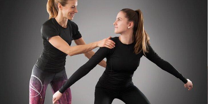 Permanentka do dámského fitness centra na 2 týdny a skupinová cvičení