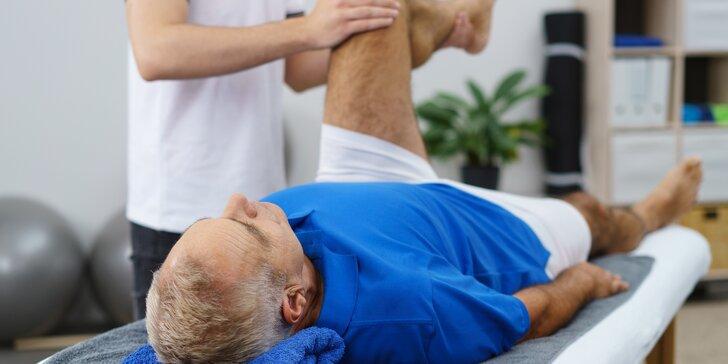 Pošlete bolesti k vodě: fyzioterapie, masáže i koupel od specialistů v oboru