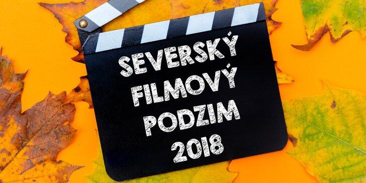 Severský filmový podzim v Lucerně: 2 vstupenky na libovolný film či filmy