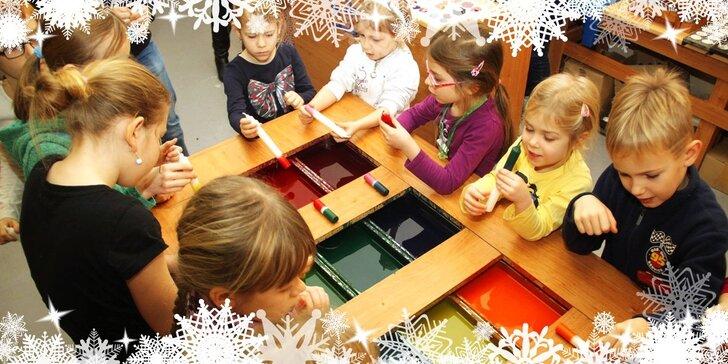 Vyrobte si svíčky na Vánoce: kreativní zábava v tvůrčí dílně Rodas