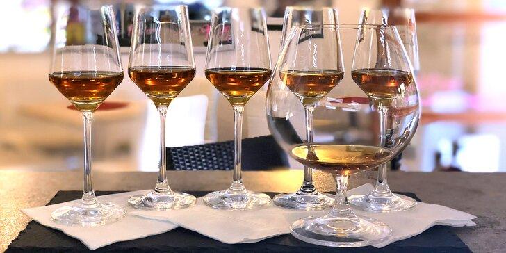 Vychutnejte si šestici vynikajících rumů: Diplomatico, Auténtico i Baoruco