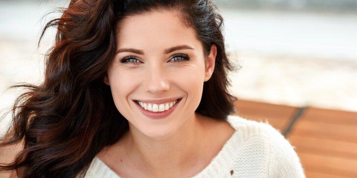 Postarejte se o zuby: kompletní dentální hygiena včetně leštění zubů