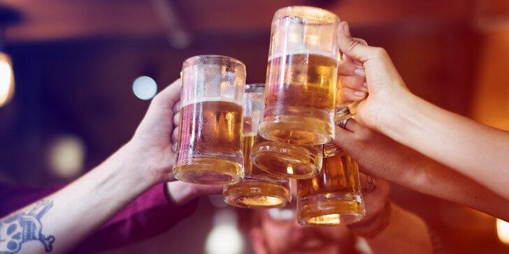 Objevte Domažlicko: pobyt pro partu přátel se snídaní a třeba i sudem piva