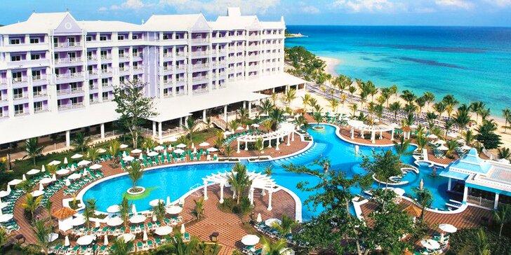 4* hotel na Jamajce: 7 či 14 nocí, all inclusive, sladkovodní bazén s vířivkou