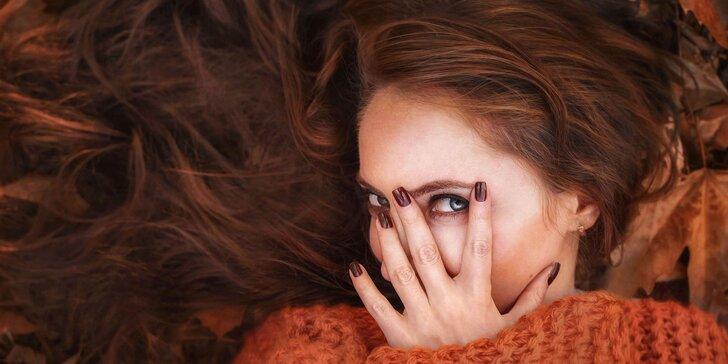 Balíček krásy pro vaše vlasy: střih i barvení pro všechny délky