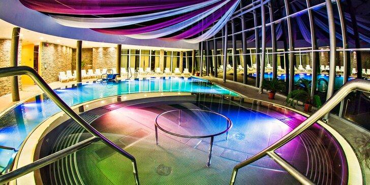 Wellness pobyt na Slovensku: 3–4 dny pro rodiny i páry v oblíbeném hotelu