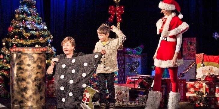 Vstupenka na show Kouzelné Vánoce aneb já nejsem Ježíšek ale Kožíšek!