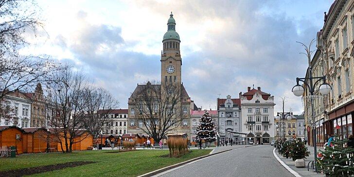Pobyt v penzionu v centru Prostějova: 3–4 dny s polopenzí pro 2 osoby