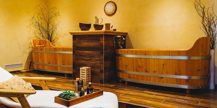 4* relaxace v Mariánkách: gurmánská večeře, bazén i wellness procedura