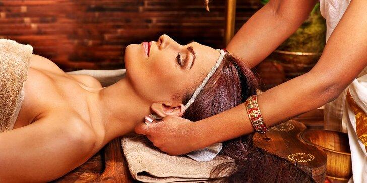 Očistný a omlazující Kleopatřin rituál: 60 minut masáže a péče o pleť