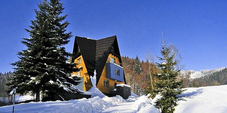 Wellness pobyt v Beskydech pro 2: stylový apartmán v překrásné přírodě