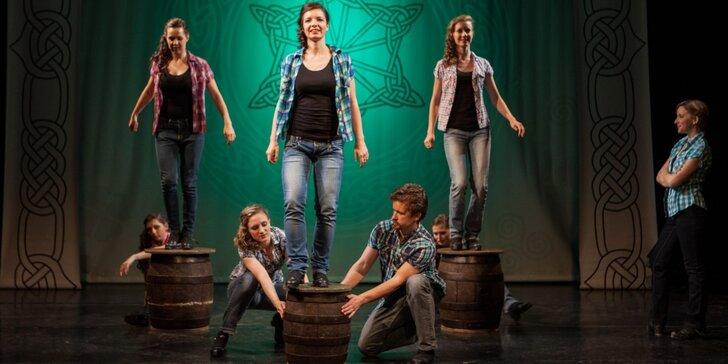 Ochutnej irský tanec - 2h seminář irského tance pro začátečníky