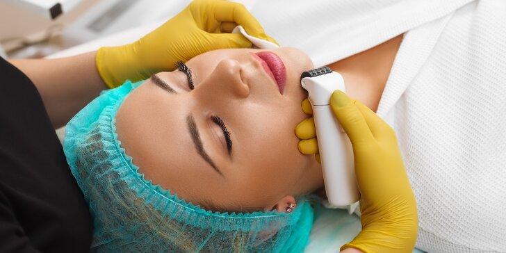 Přístrojová péče o pleť: ultrazvuk, mikrodermabraze i mezoterapie